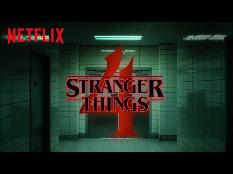 Stranger Things 4 – Il teaser trailer ufficiale