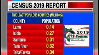 Total Kenyan Population stands at 47.5 million | KENYA CENSUS REPORT 2019