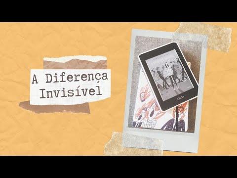 A diferença invisível - Uma HQ sobre autismo