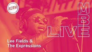 """Lee Fields & The Expressions performing """"Blessed With the Best"""" live on KCRW"""