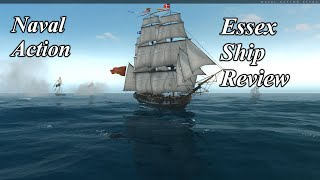 Naval Action Ship Review the Essex