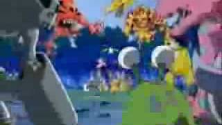Digimon 1 opening.3gp