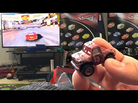 Disney Pixar Cars 3 Mini Racers Toy Hunt - Cars 3 Series 3 Mini Racers Thunder Hollow Blind Bags