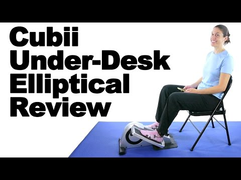 Cubii Smart Under-Desk Elliptical Review - Ask Doctor Jo