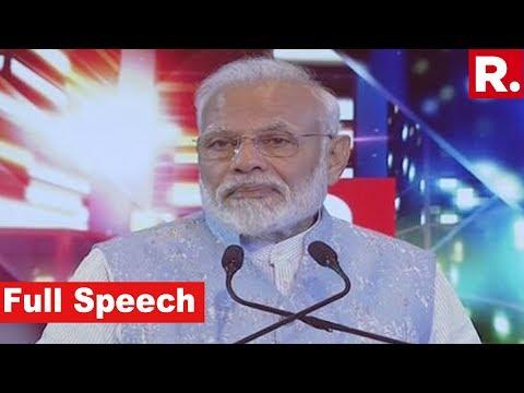PM Narendra Modi's Keynote Address At The Republic Summit 2019   Full Speech