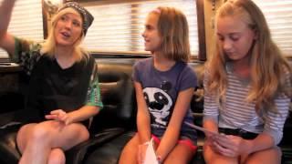 Kids Interview Bands - Ellie Goulding