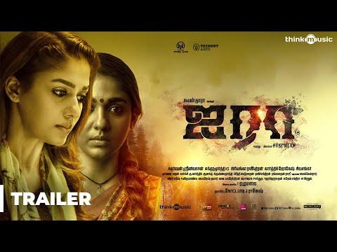 Airaa Official Trailer - Tamil | Nayanthara, Kalaiyarasan | Sarjun KM | Sundaramurthy KS