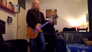 Dag nasty under your influence guitar cover 04-02-2016