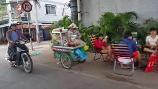 Cầu Khánh Hội,Tôn Thất Thuyết,Quận 4, Sài Gòn Trưa Mùng 6 Tết Đinh Dậu