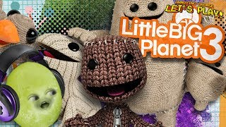 Gaming Grape Plays - Little Big Planet 3
