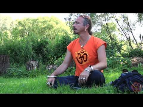 Ишвара йога. Анатолий Зенченко. Правильное положение тела при дыхании