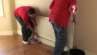 How To Temporarily Remove A Radiator For Decorating