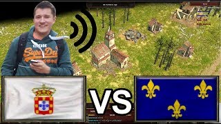 """🎙️ _H2O: Inside The Mind #2: """"Oh Wait, He's French!? [Age Of Empires 3]"""