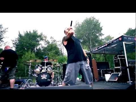 Age of End LIVE at Oxxfest 2012  (FULL SET)