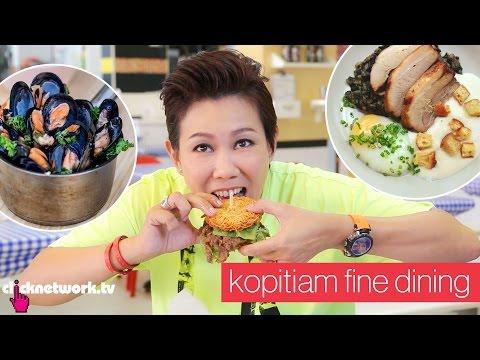 Kopitiam Fine Dining - Foodporn: EP12
