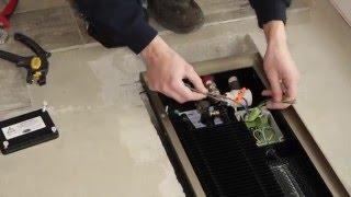 Внутрипольный конвектор REGULUS SYSTEM CANAL Duo 100-250/1000 от компании ООО «Любой Каприз» - видео