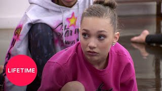 Dance Moms: Melissa Is Not Abby's Keeper (Season 5 Flashback) | Lifetime