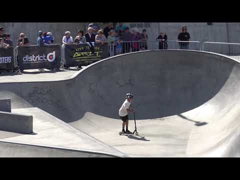 New Zealand Scooter Nationals 2020 - Under 12's 9