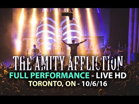 The Amity Affliction - FULL SET LIVE [HD] - This Could Be Heartbreak Tour (Toronto, ON 10/06/16) Mp3