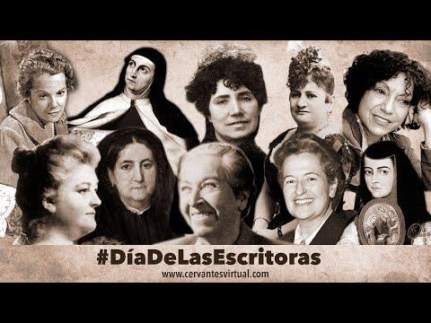 Celebramos el #DíadelasEscritoras