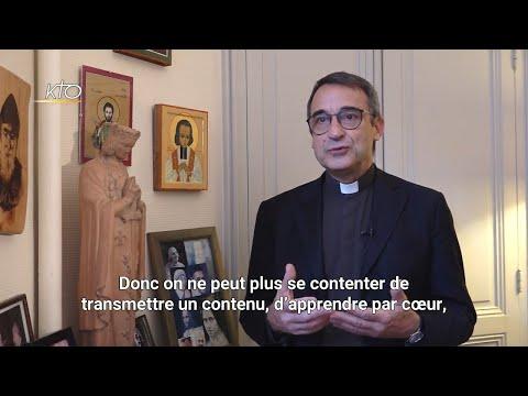 MOOC des catéchistes : trois questions au père Olivier de Cagny