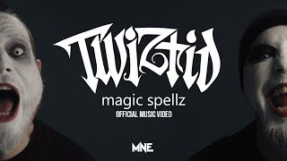 Twiztid   Magic Spellz [OFFICIAL MUSIC VIDEO]