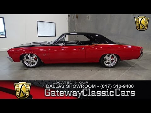 Video of '67 Chevelle - KETU