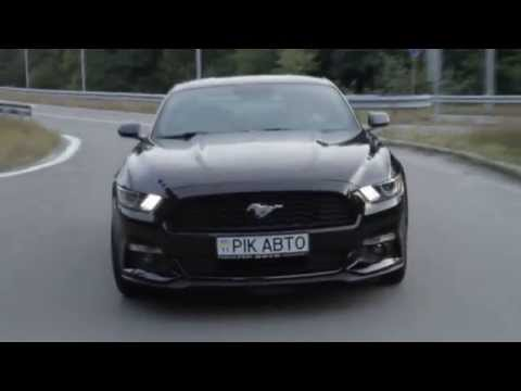 Ford  Mustang Купе класса A - тест-драйв 3