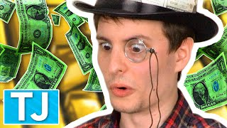 FINE BROS REACT TO MONEY