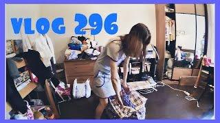 Влог 22.11.15 Переезд | Новая квартира | Покупки