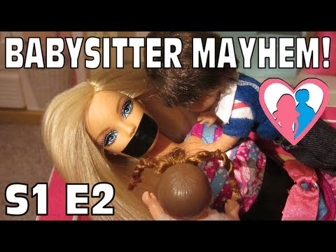 "The Happy Family Show - S1 E2 ""Babysitter Mayhem!"" 