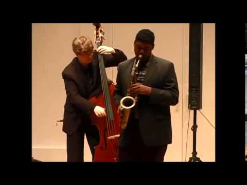 "Performing Ornette Coleman's ""Street Woman"" with OGC: January 2015"