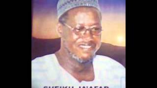 preview picture of video 'Nasiya akan Shugabanchi - Sheikh Ja'afar Mahmud Adam.wmv'