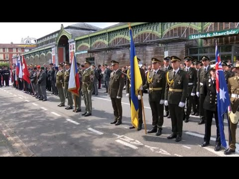 60e Pèlerinage militaire international à Lourdes