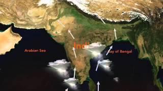 Summer monsoon India