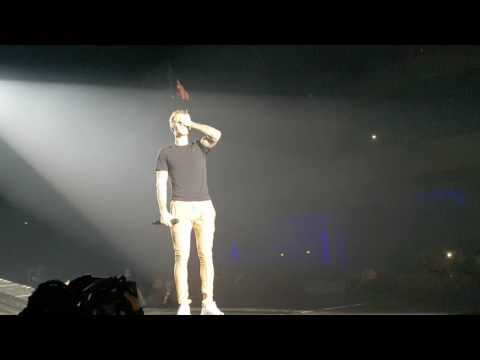 Justin Bieber Been You Purpose Tour Frankfurt