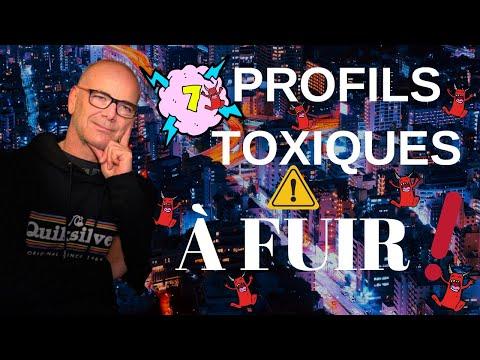 7 profils de personnalités toxiques