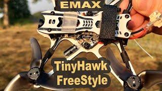 Emax Tinyhawk Freestyle Review deutsch