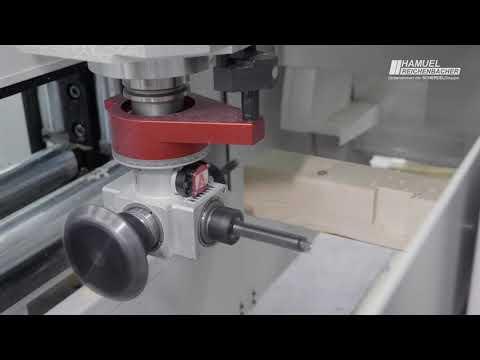 PBZ 6S-7000 – 6-Seiten Pfostenbearbeitungszentrum