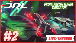 [????DRL SIM ] Latian terbang sebelum molor - Drone Racing League Simulator Indonesia