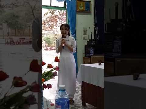 Thi OTE THPT Trần Phú Thí Sinh Thảo Ngân