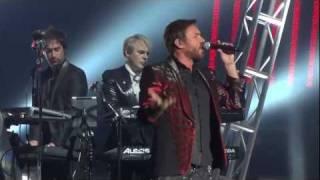 Duran Duran - Before The Rain - Live - Dublin - O2 - Dec 20th 2011