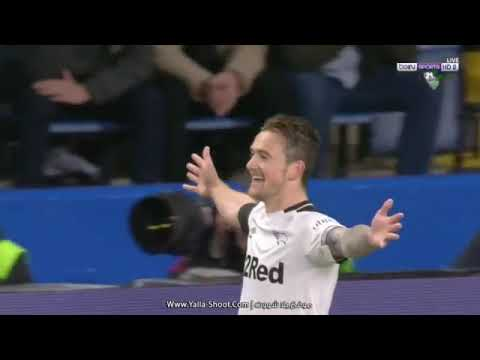 Chelsea Vs Derby County Full Match 1st Half 30/10/2018