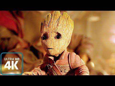 Groot: All Powers from the Films