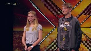 X Factor 2017 Denmark - The Groups Are On Fire!