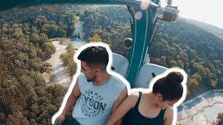Risking Our Lives At Turner Falls 😱