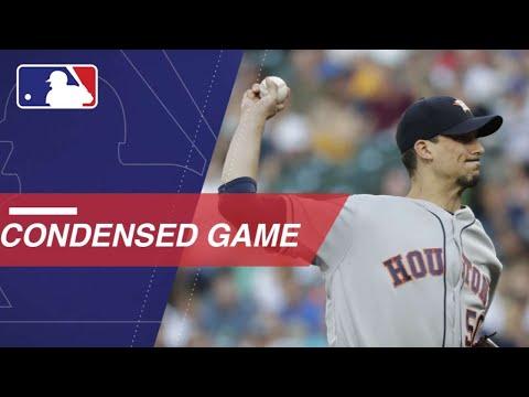 Condensed Game: HOU@SEA – 7/31/18