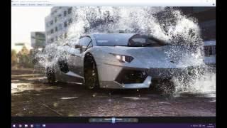 Делаем объёмные брызги воды в Adobe Photoshop