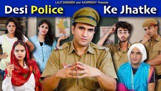 Desi Police Ke Jhatke   3 Mahaan Cases | Lalit Shokeen Films