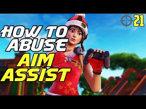 how to abuse aim assist improve your aim on ps4 xbox fortnite fortnite controller aim guide needle thfilm pro - fortnite aim assist nerf twitter